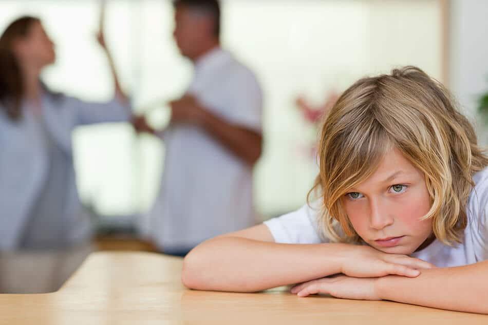 Verplicht oudergesprek over kinderen bij een scheiding