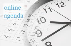 online agenda