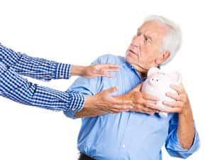 verdeling spaargeld